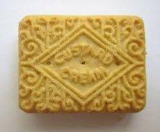 Custard Cream Man