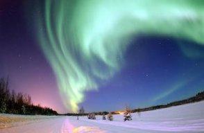 Arctic Skygazer